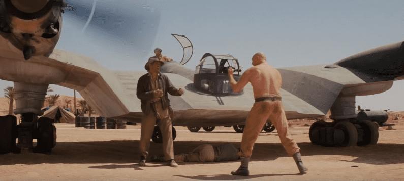 Indiana Jones Films Facts