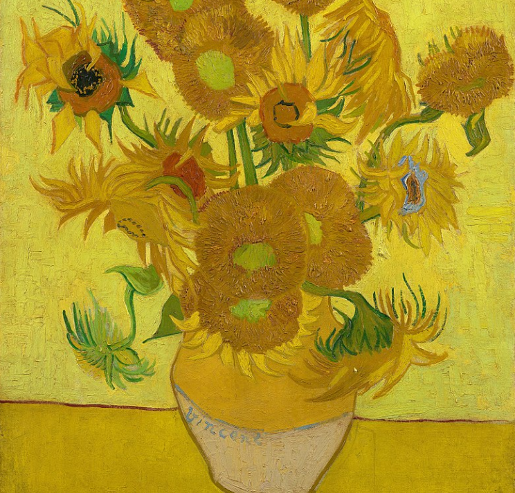 Vincent Van Gogh Facts
