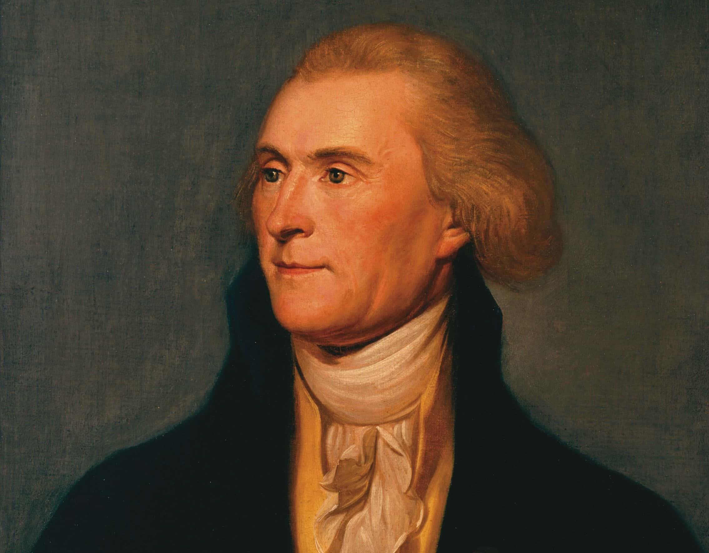 Thomas Jefferson Facts