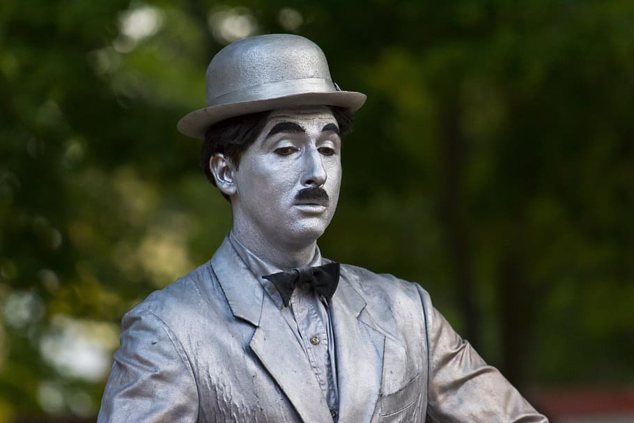 Charlie Chaplin Facts