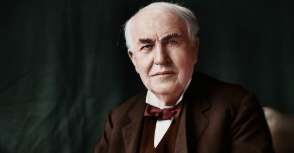 44 Inventive Facts About Thomas Edison