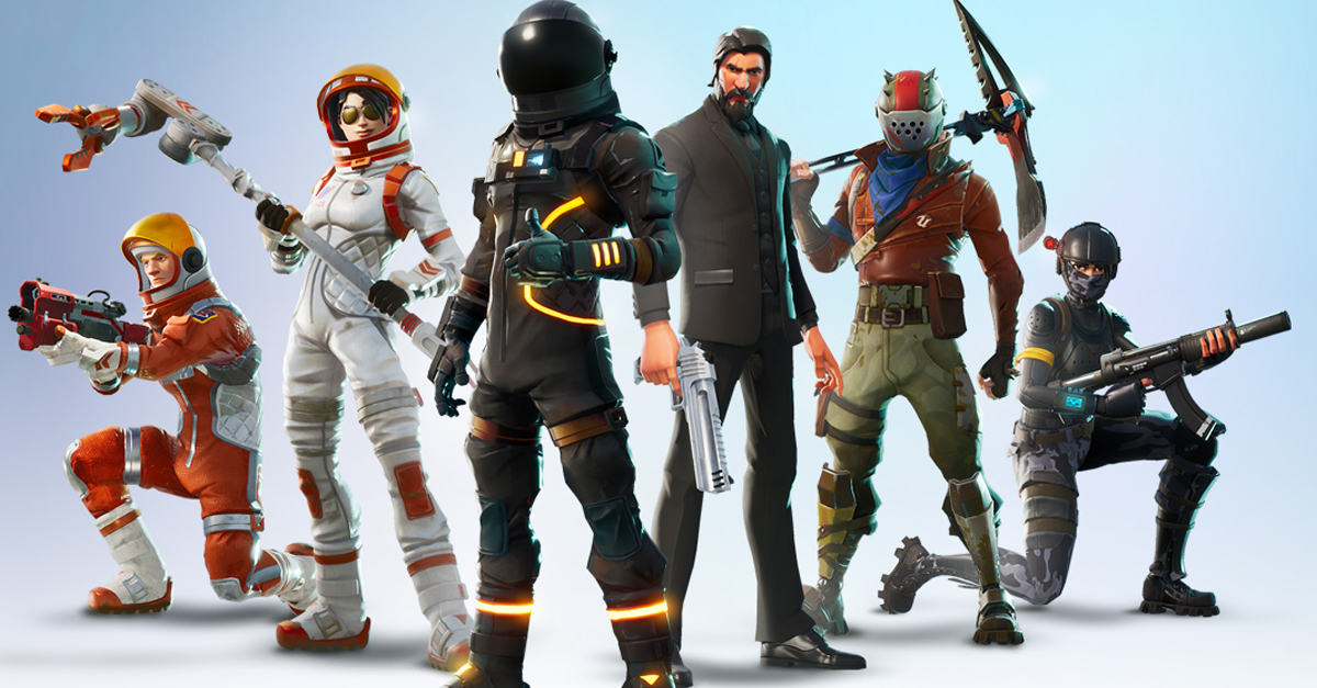 24 Addictive Facts About Fortnite