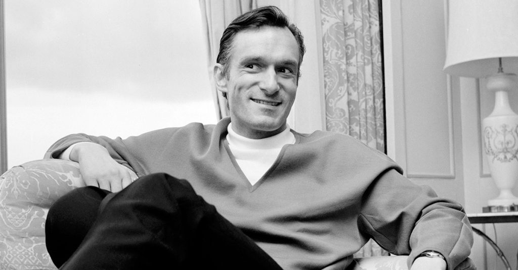 43 Swingin' Facts About Hugh Hefner
