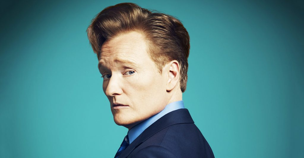 42 Side-Splitting Facts About Conan O'Brien