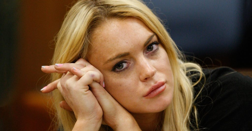45 Dramatic Facts About Lindsay Lohan