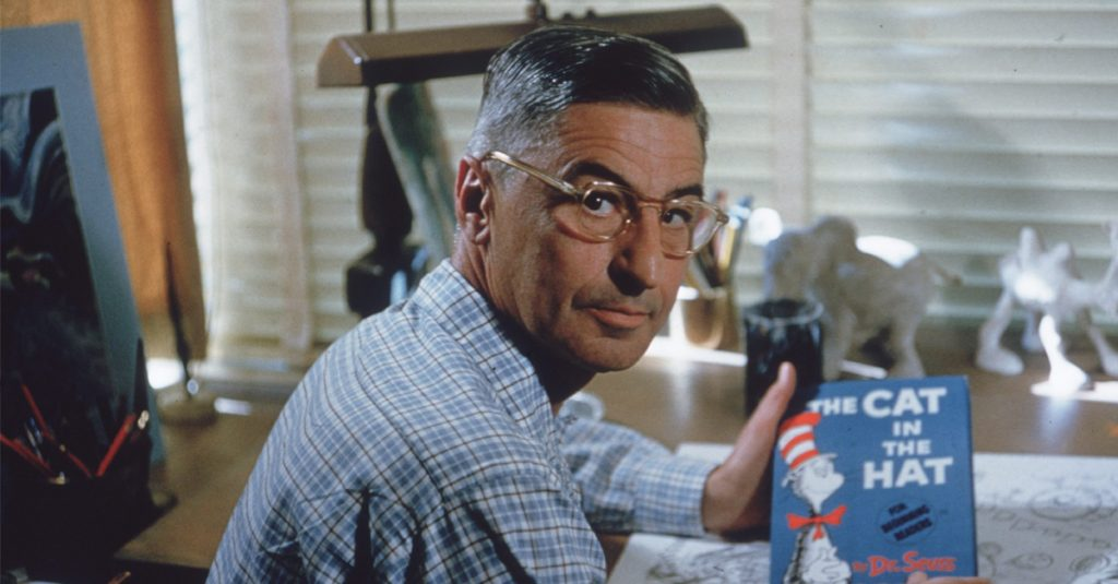44 Nonsensical Facts About Dr. Seuss