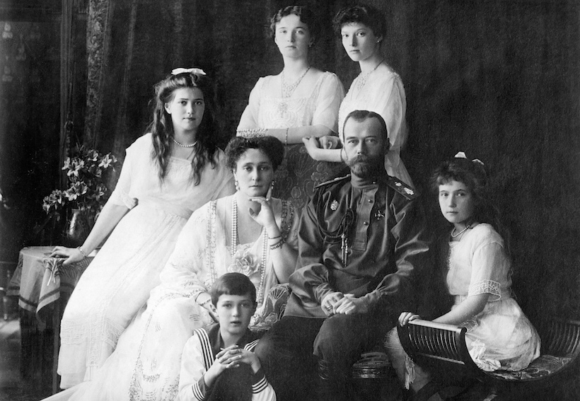 The Romanov Family Facts