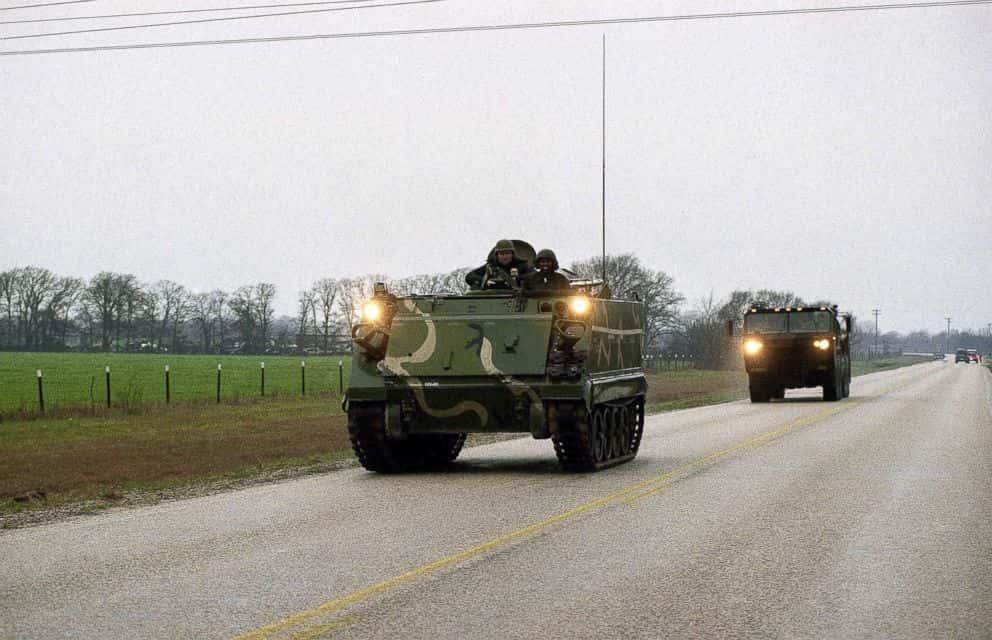David Koresh And The Waco Siege facts
