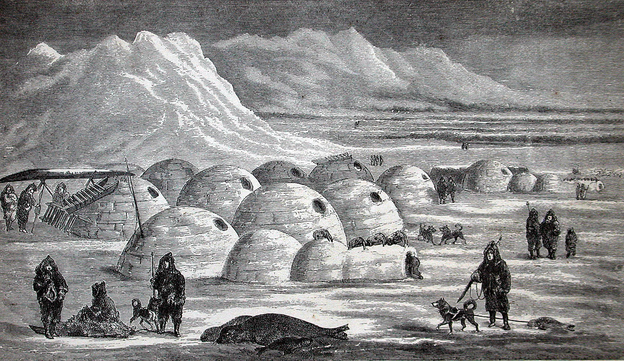 Polar Exploration facts