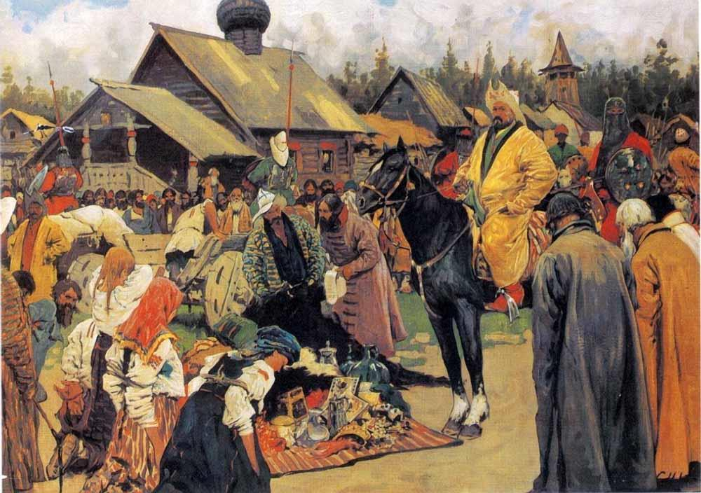The Golden Horde Facts