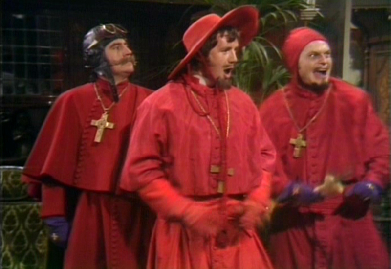 Spanish Inquisition facts