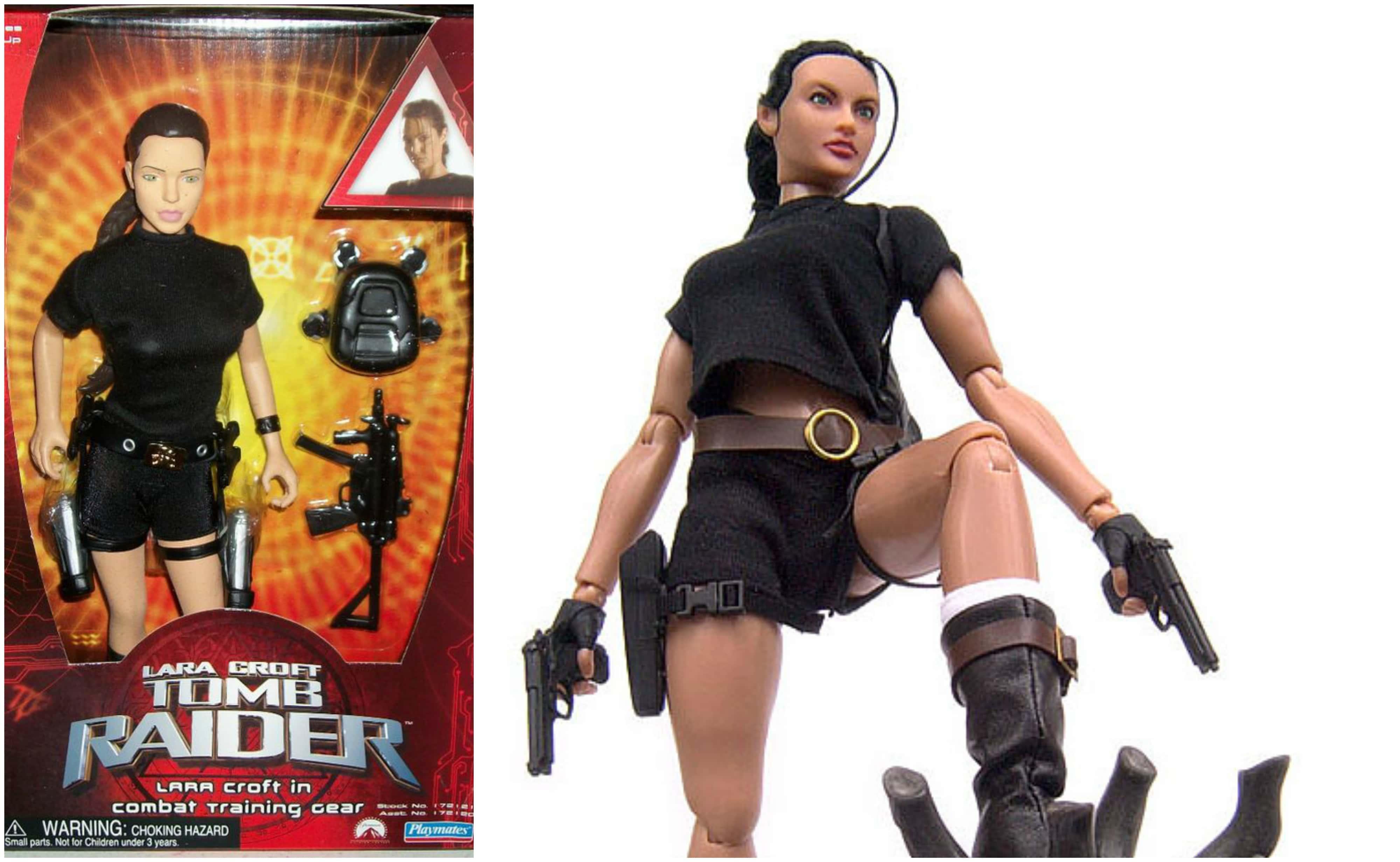 Tomb Raider facts