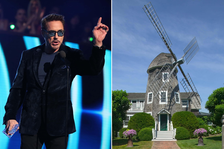 Robert Downey Jr. facts