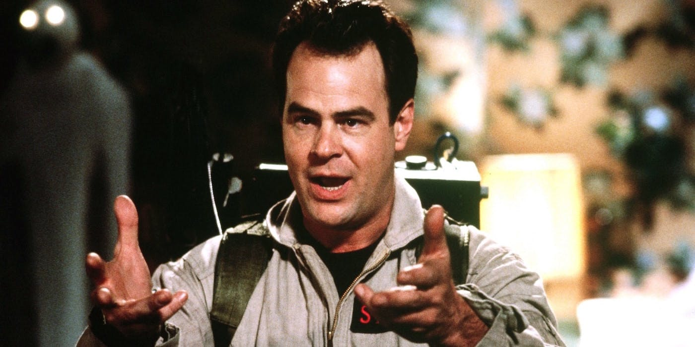 The Ghostbusters Films facts