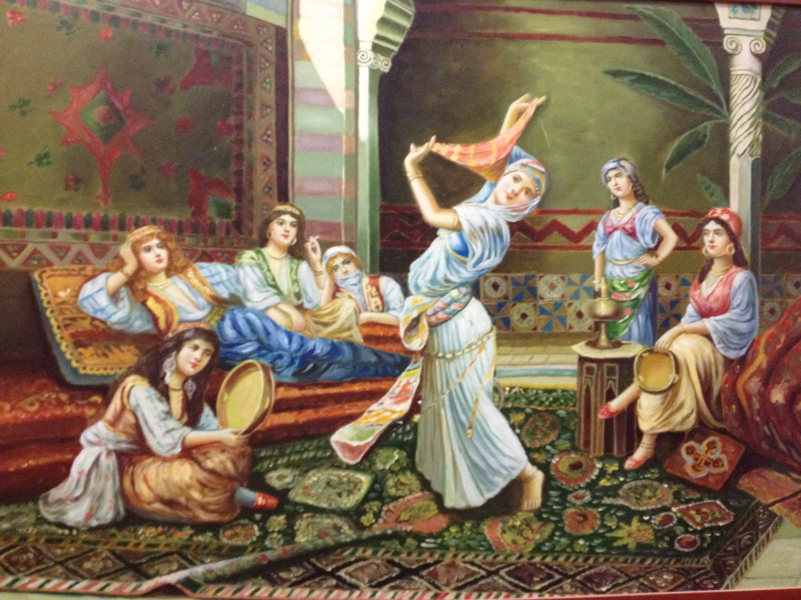Rules and customs of Turkish harems