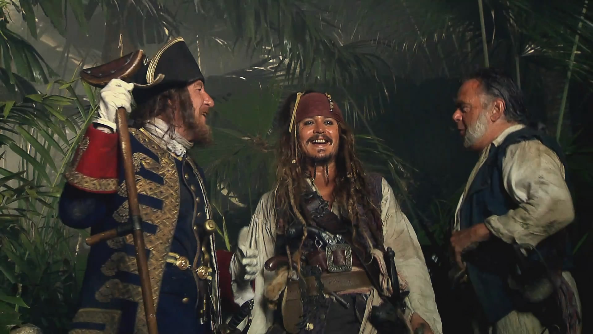 The Pirates Of The Caribbean facts