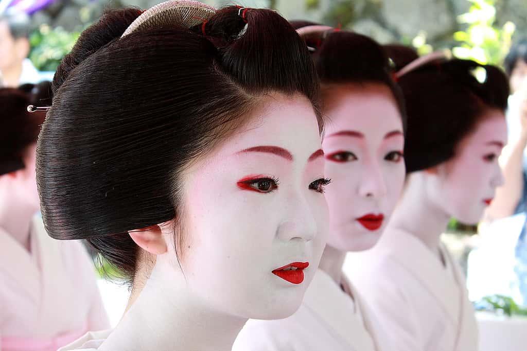 Geishas facts