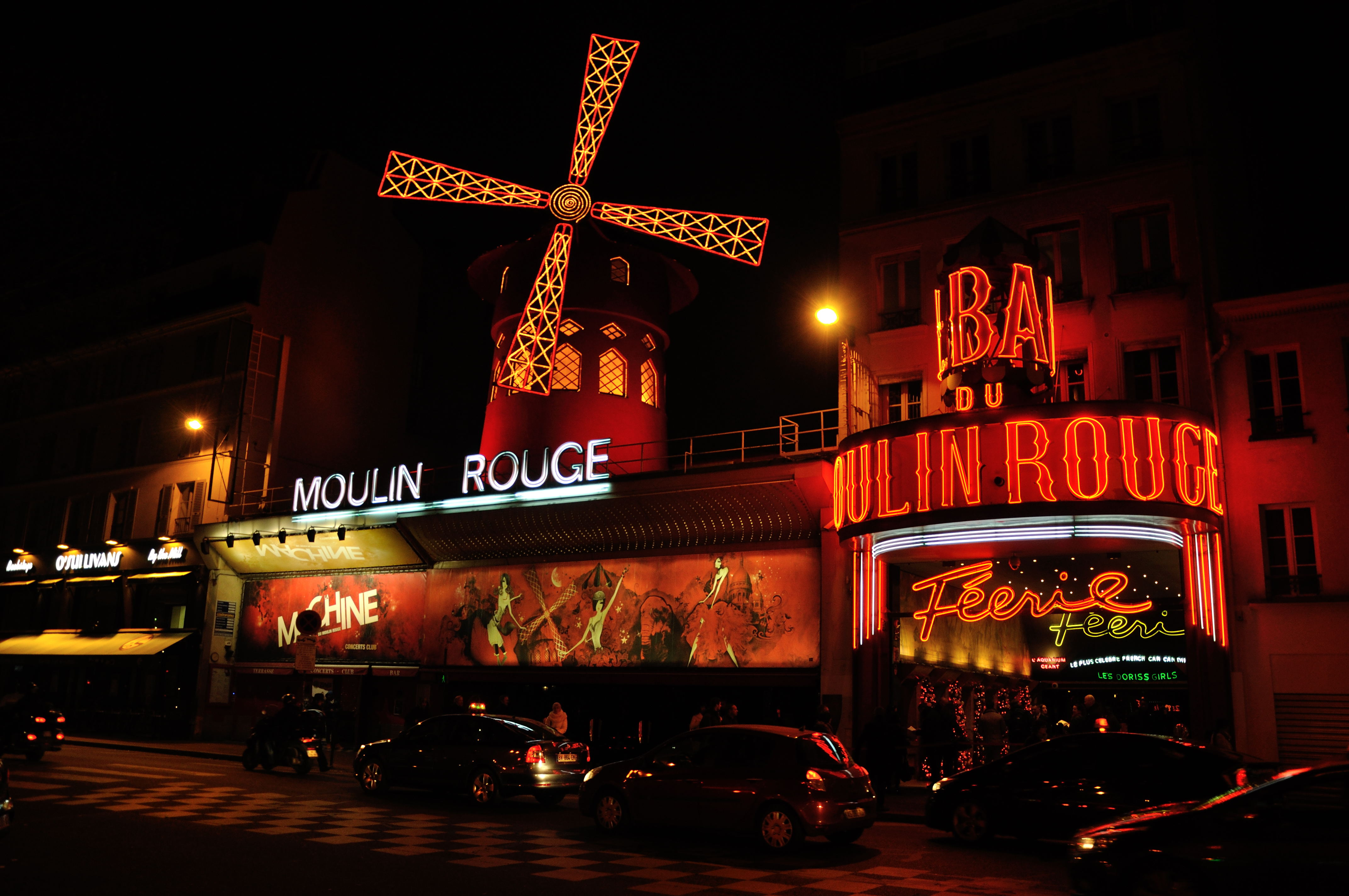 Moulin Rouge facts
