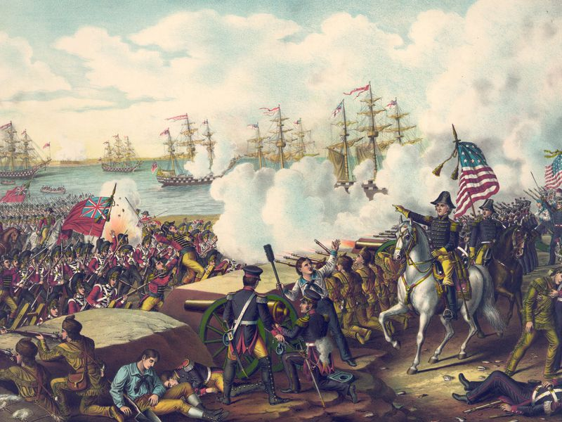 The war of 1812 facts