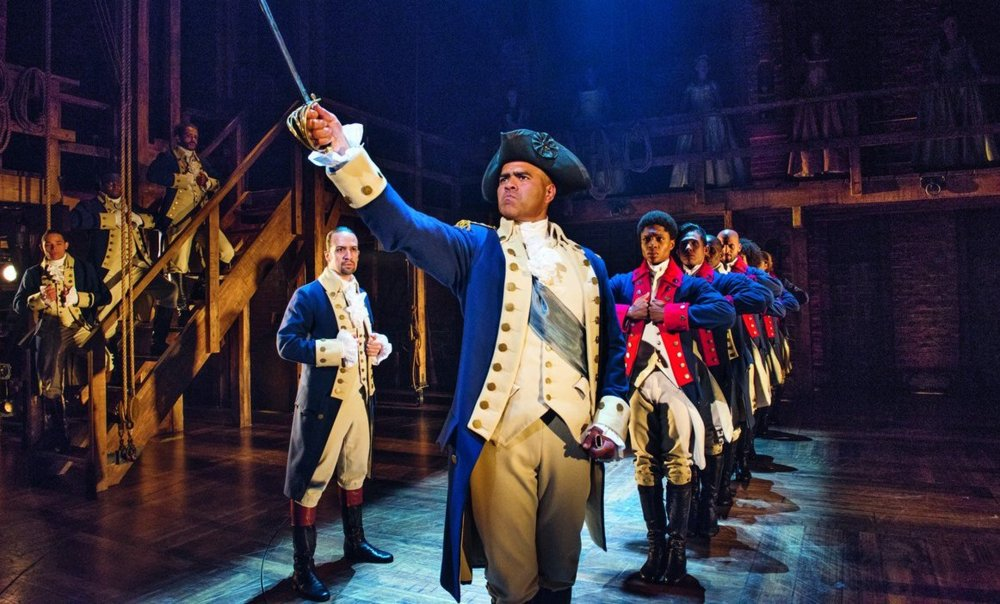 Hamilton: An American Musical facts