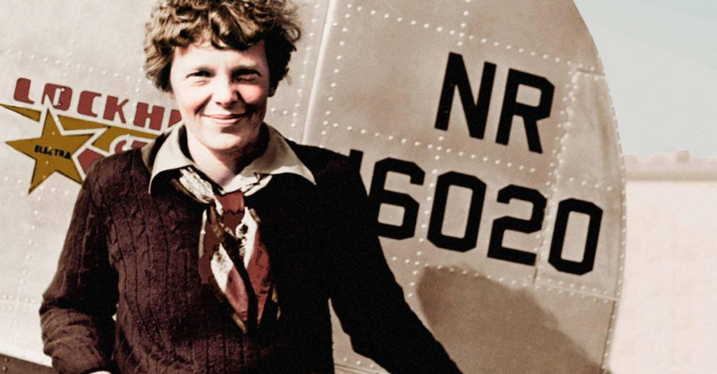 41 Vanishing Facts About Amelia Earhart