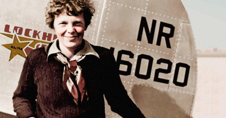 Amelia Earhart Facts