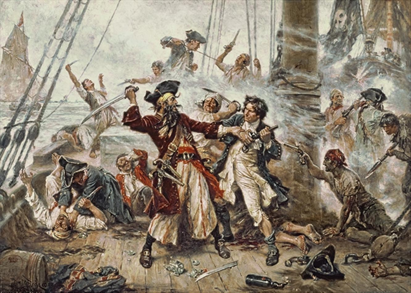 Real Pirates Of The Caribbean Facts