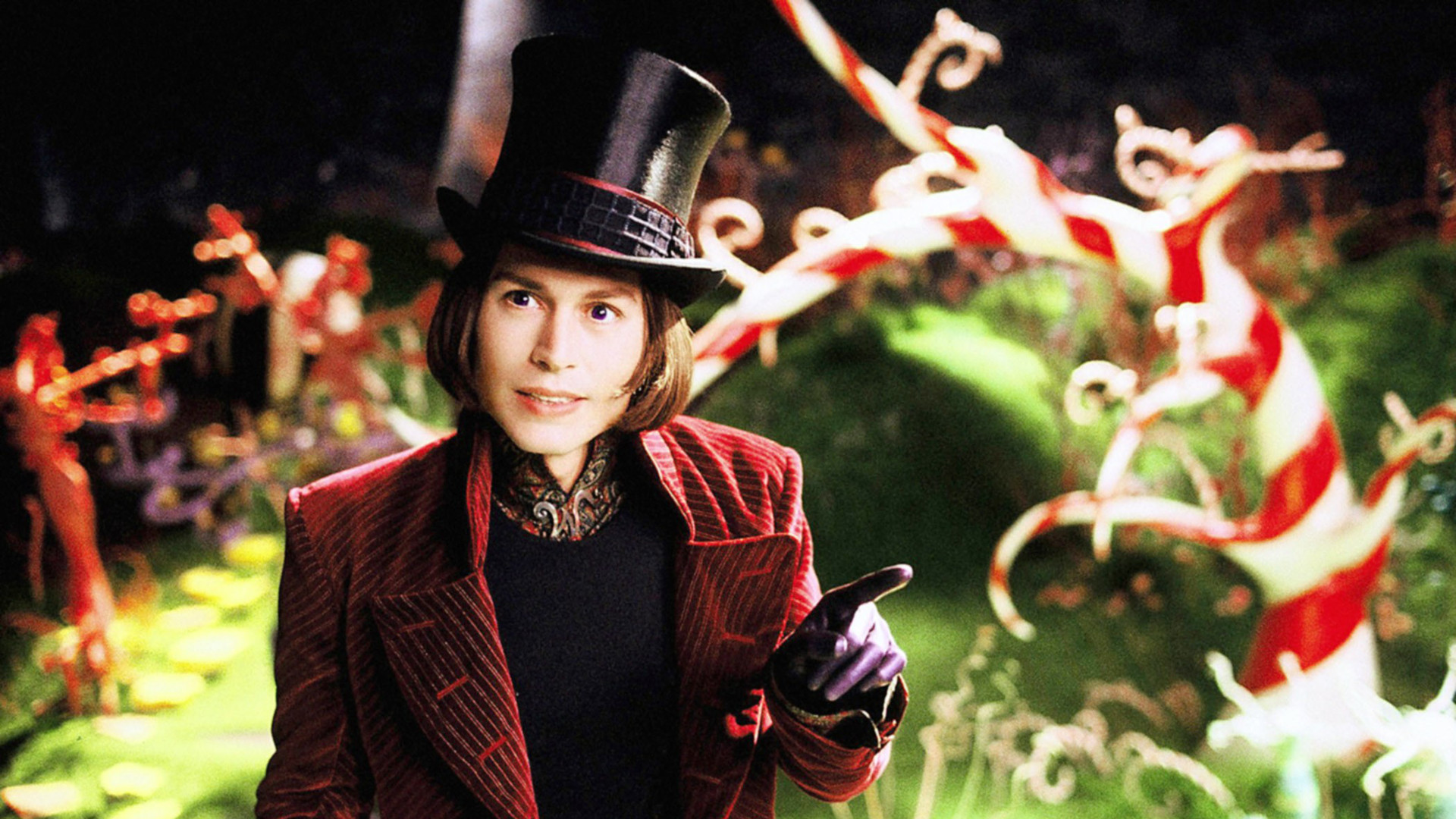 Charlie And The Chocolate Factory facts