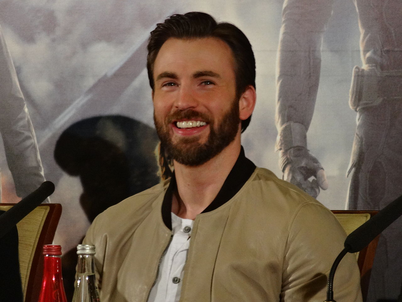Chris Evans facts