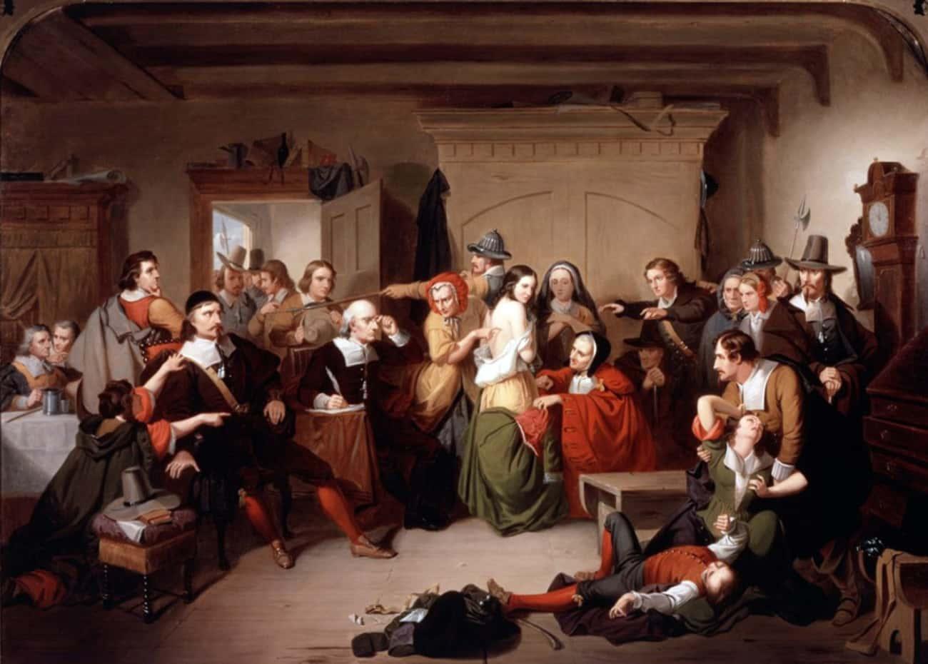 Salem Witch Trials facts