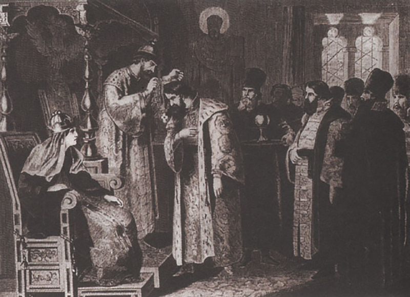 Ivan the Terrible facts