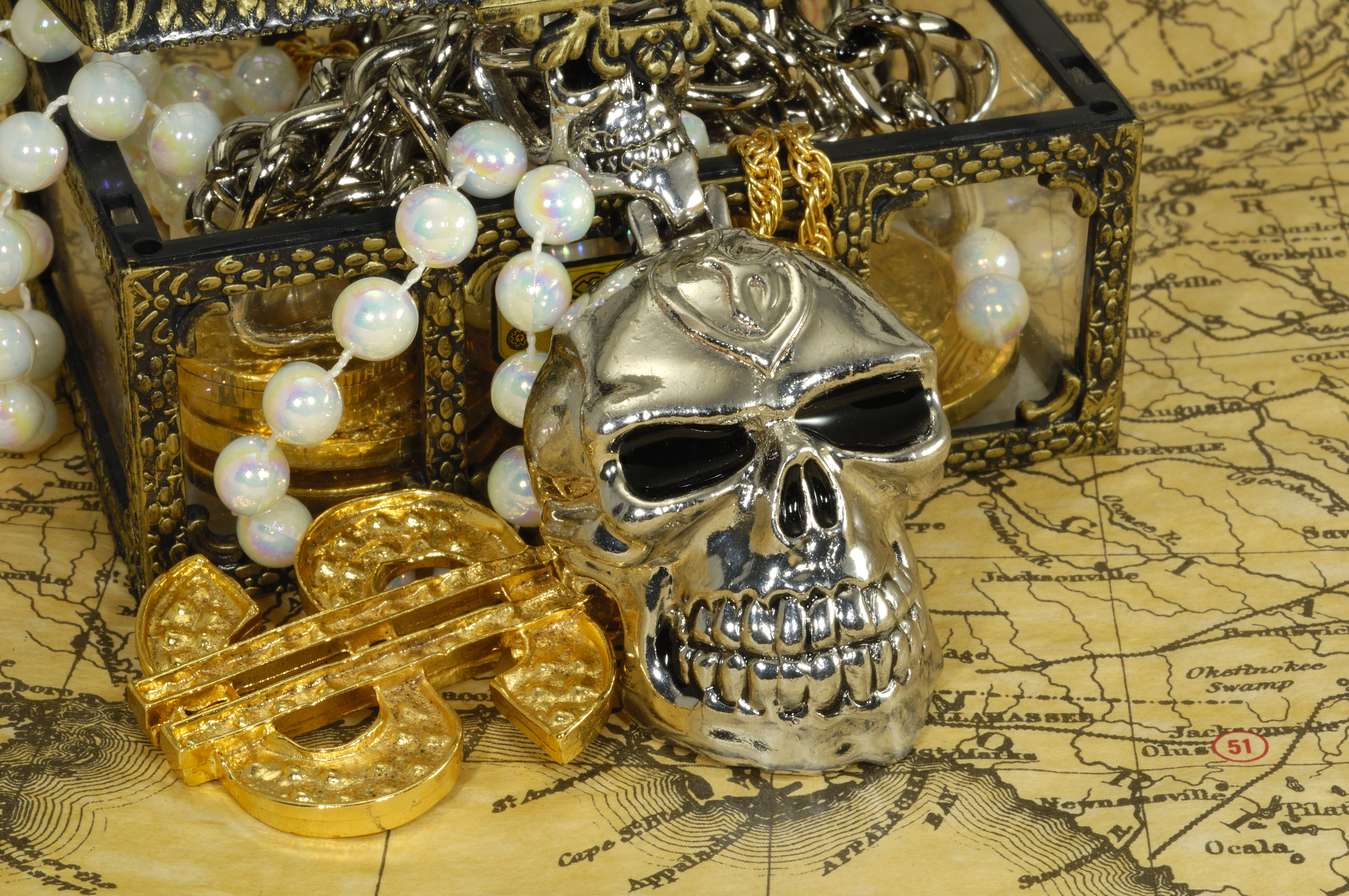 Pirate Treasure