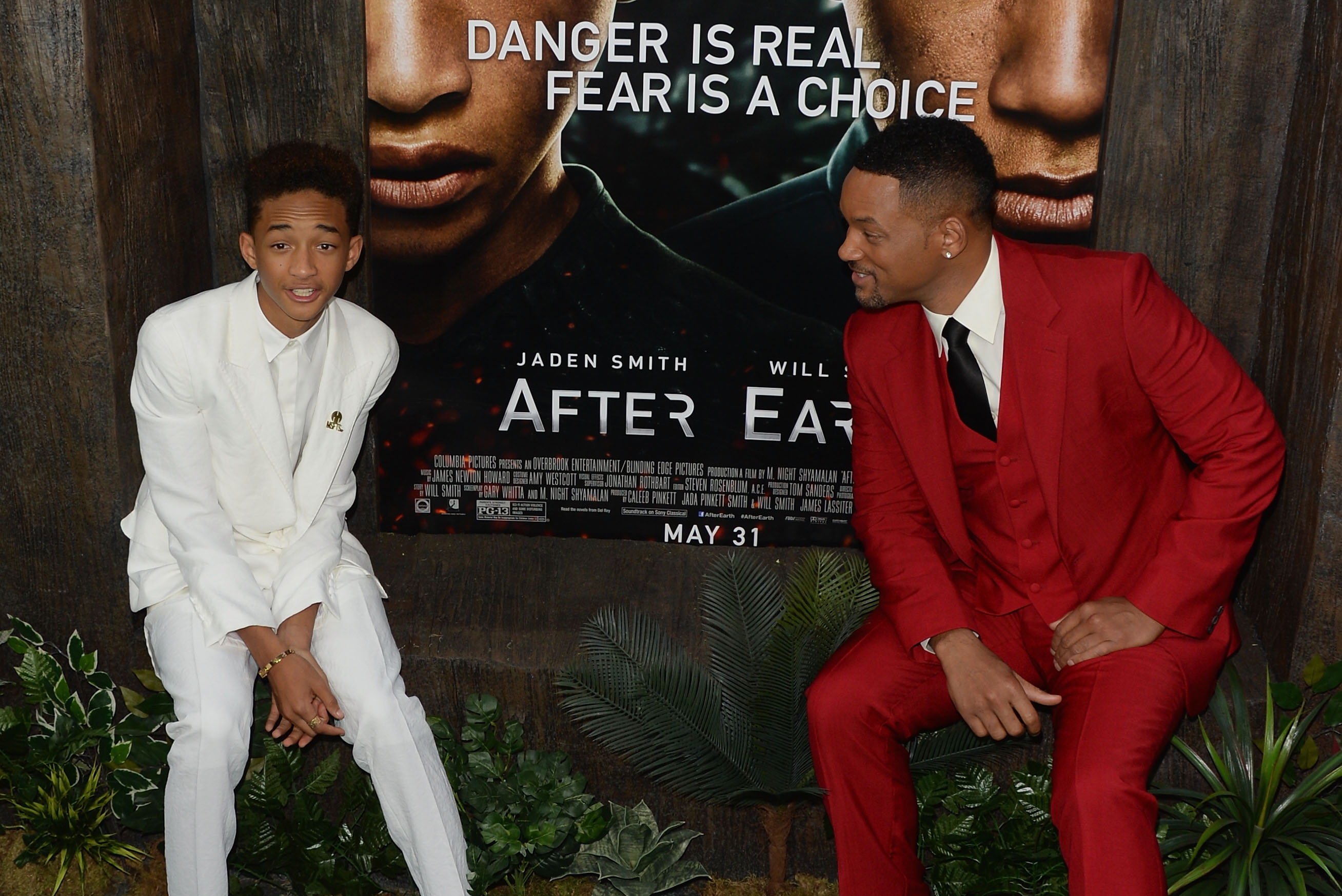 'After Earth' New York Premiere - Red Carpet