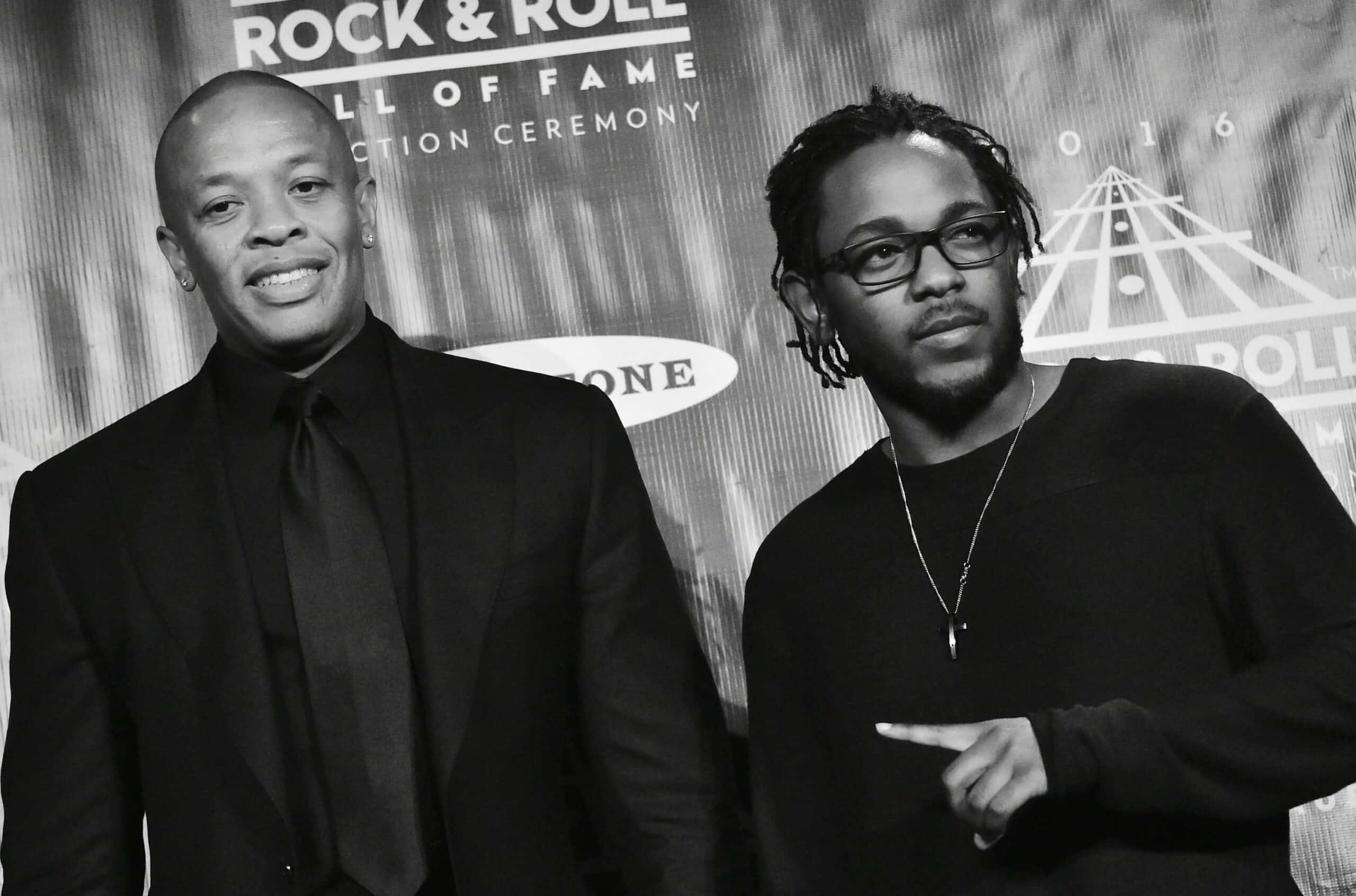 Kendrick Lamar facts