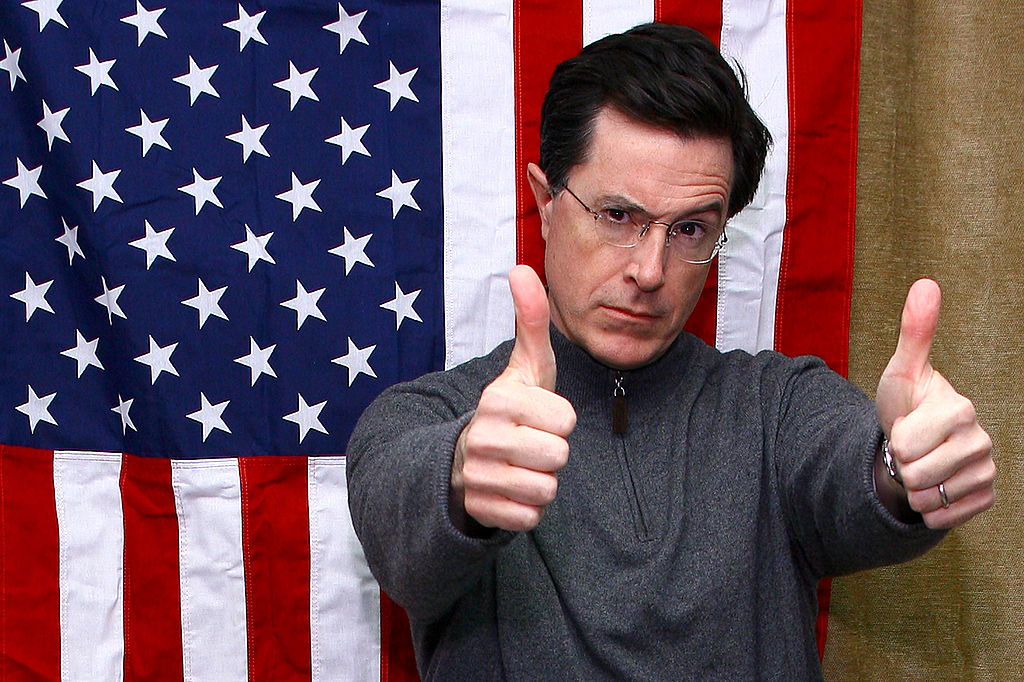 Stephen Colbert Facts