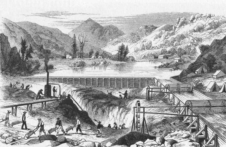 California Gold Rush Facts