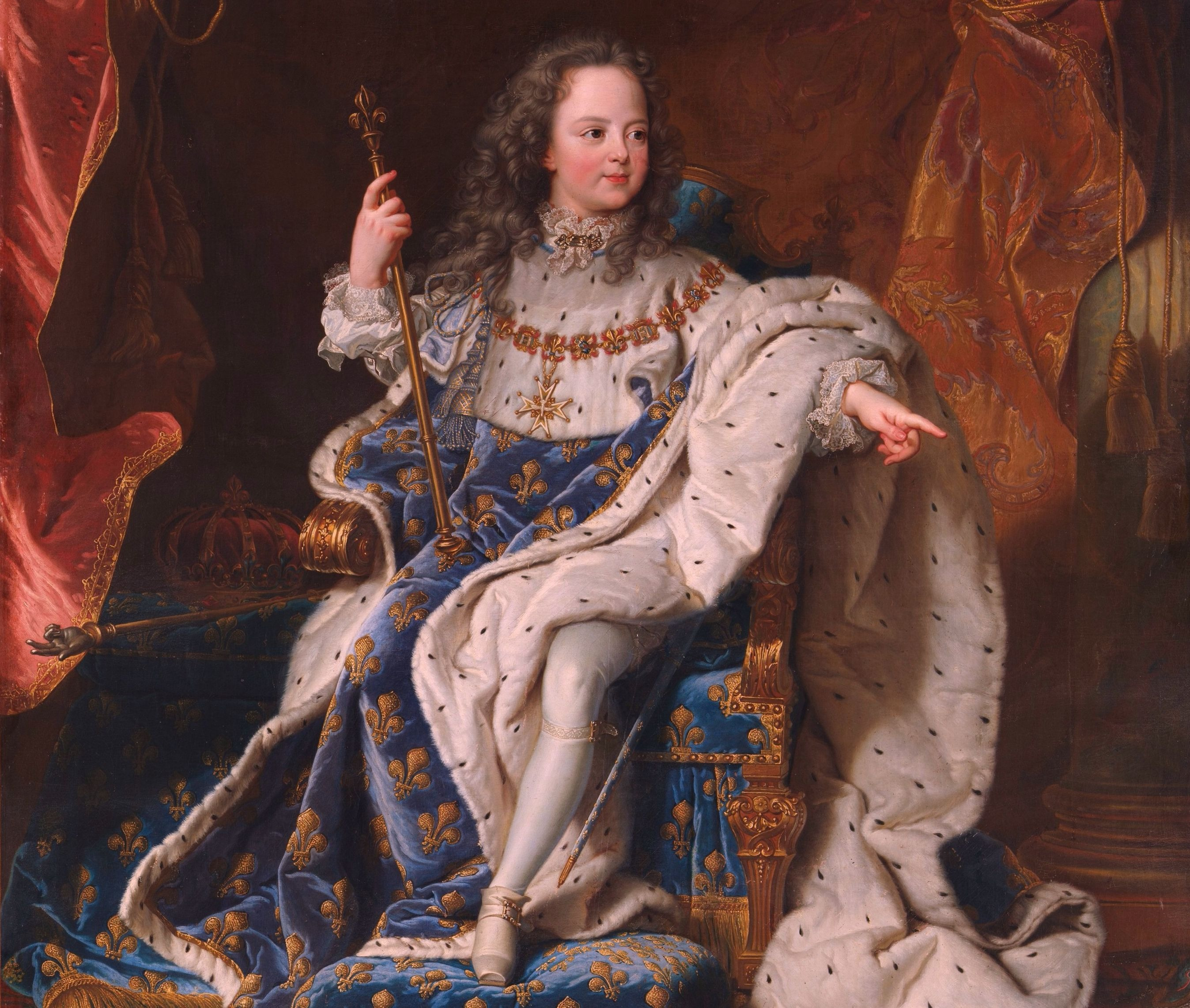 42 Wig Melting Facts About Louis Xiv The Sun King Of France