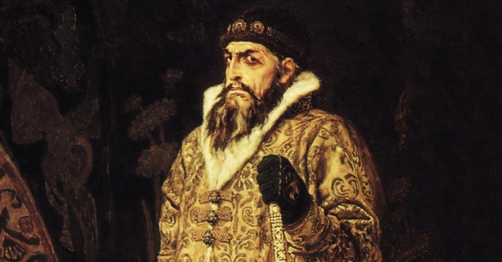 Bloody Facts About Ivan the Terrible, The Mad Tsar Of Russia