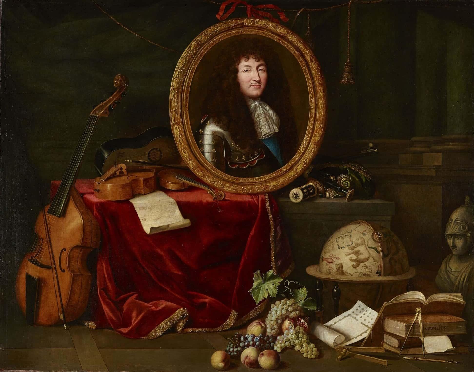 Louis XIV Facts