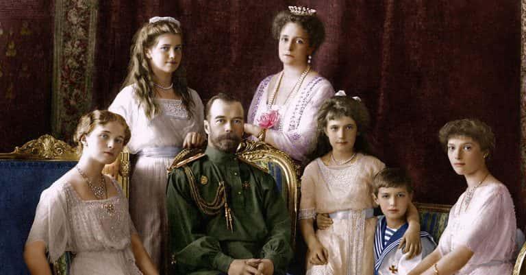 Romanov Facts