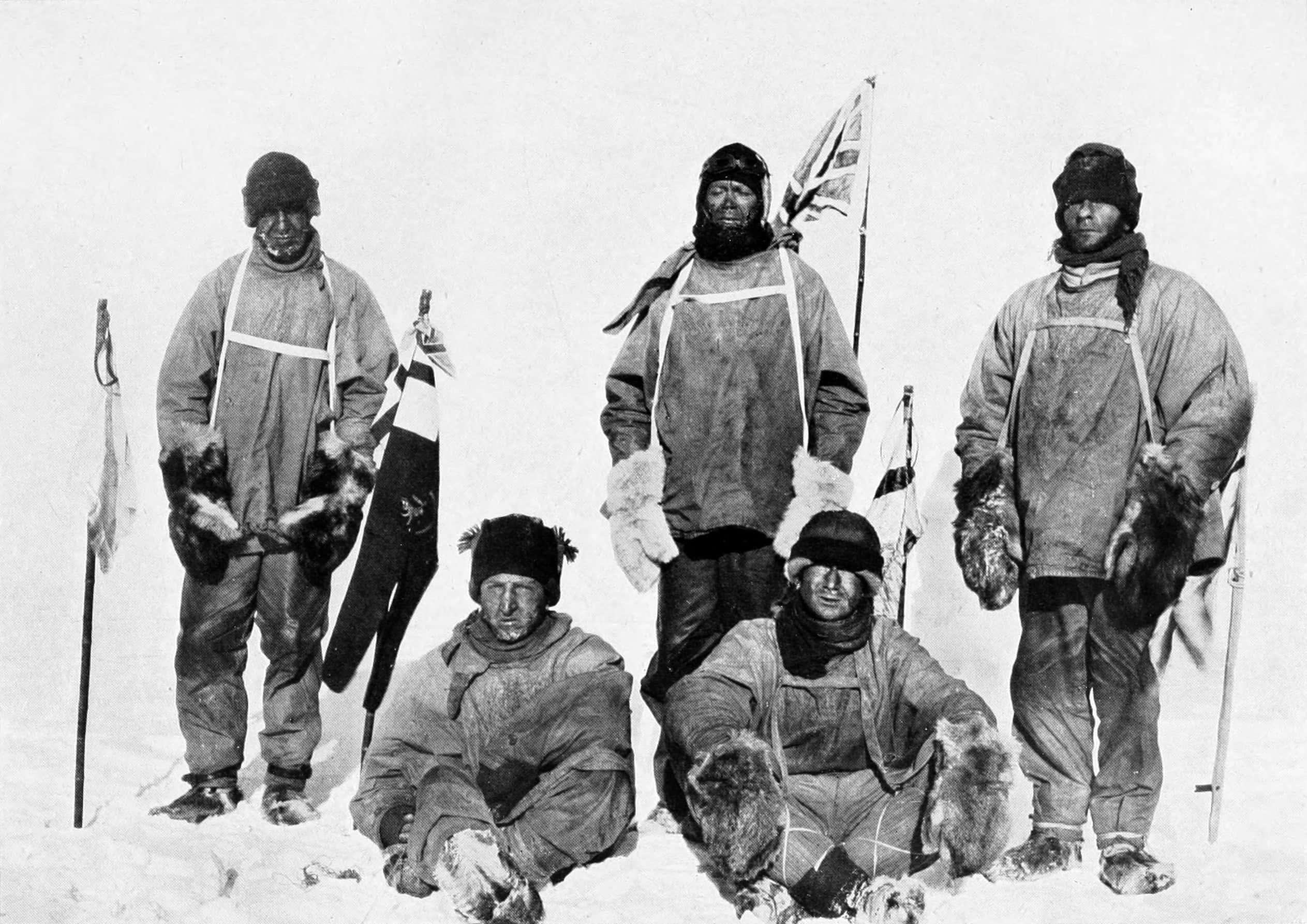 Polar Exploration facts