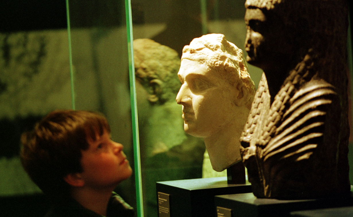 Cleopatra Exhibition Opens at the British Museum