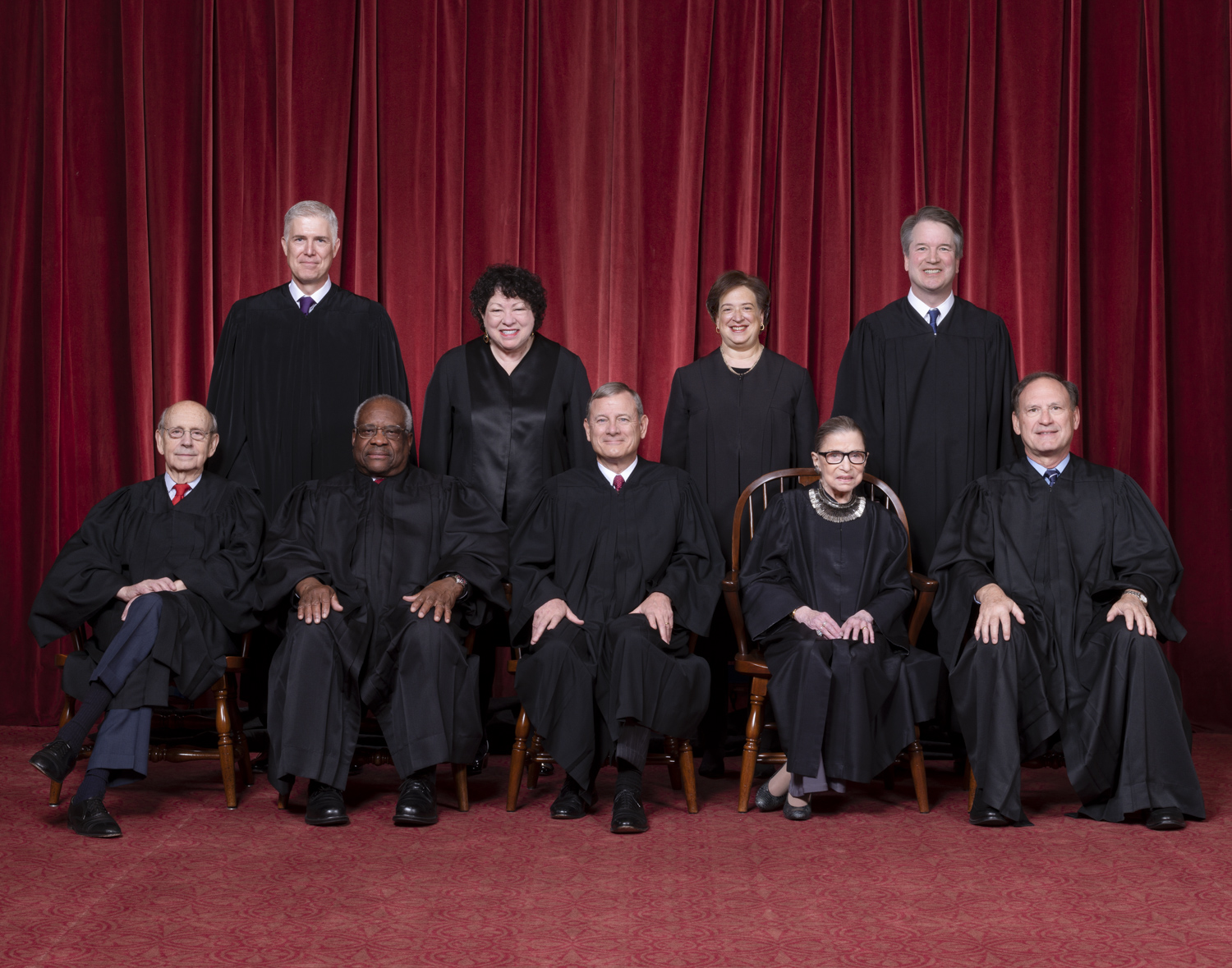 Supreme Court of the United States Facts