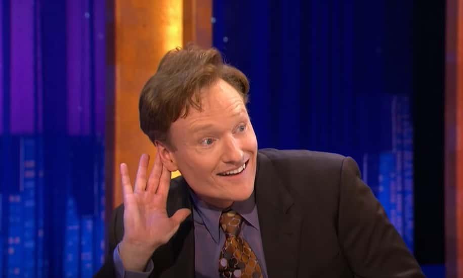 Conan O'Brien facts