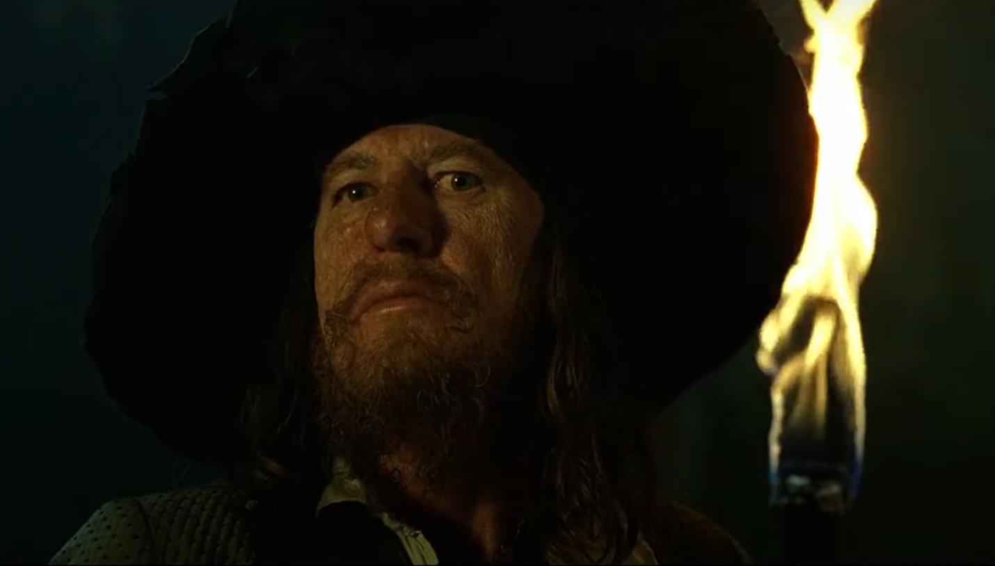 Pirates Of The Caribbean Movies facts