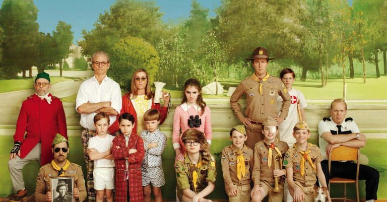 Wes Anderson Facts