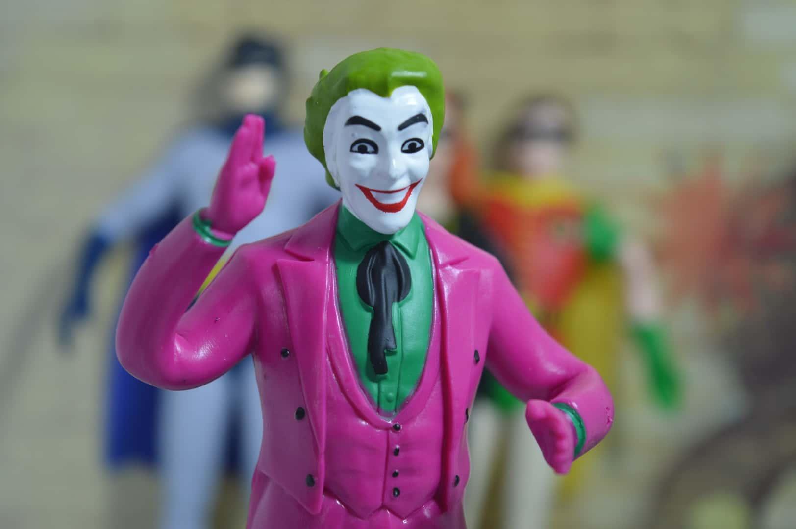 The Joker Facts