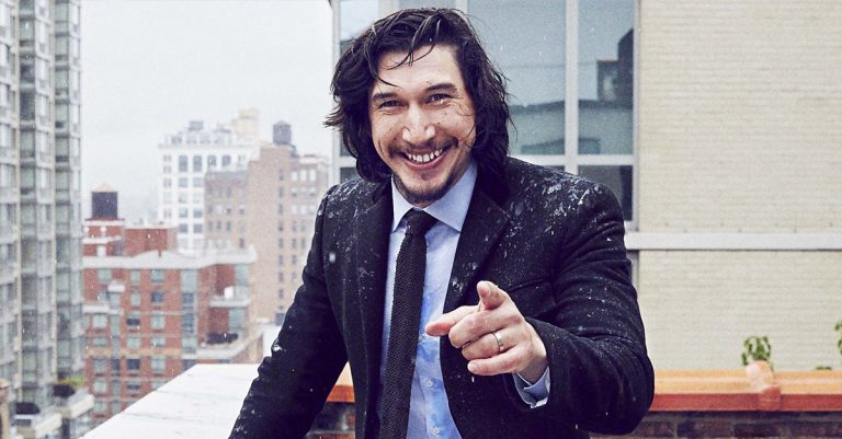 Adam Driver Facts