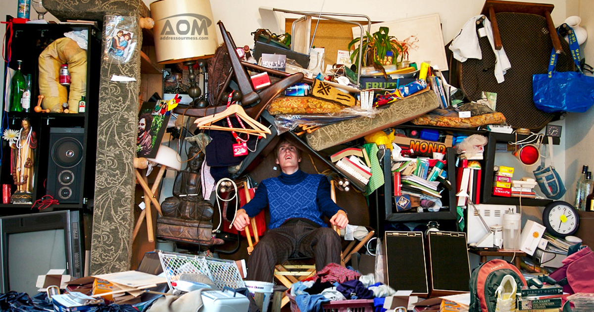 41 Horrifying Facts About Hoarders