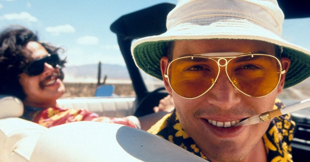 42 Downright Insane Facts About Hunter S. Thompson